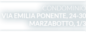 Condominio Via Emilia Ponente, 24-30 - Marzabotto, 1/3